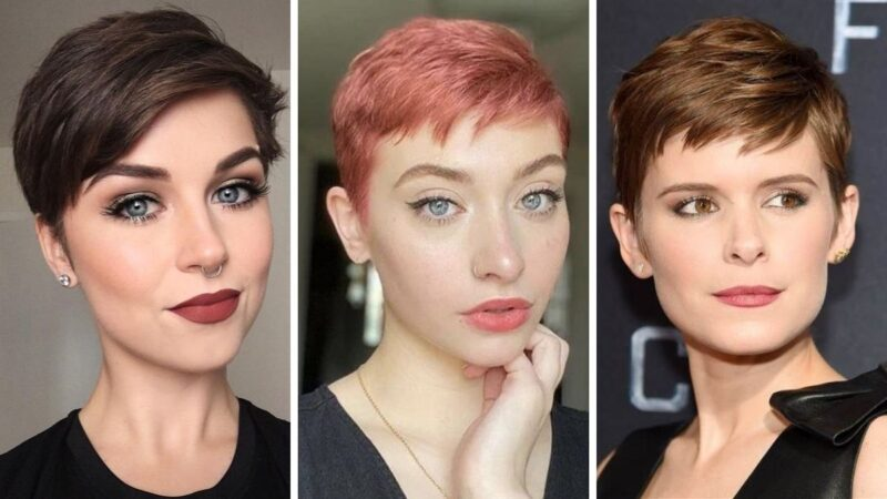 nowe pixie, fryzura pixie, krótkie włosy fryzury