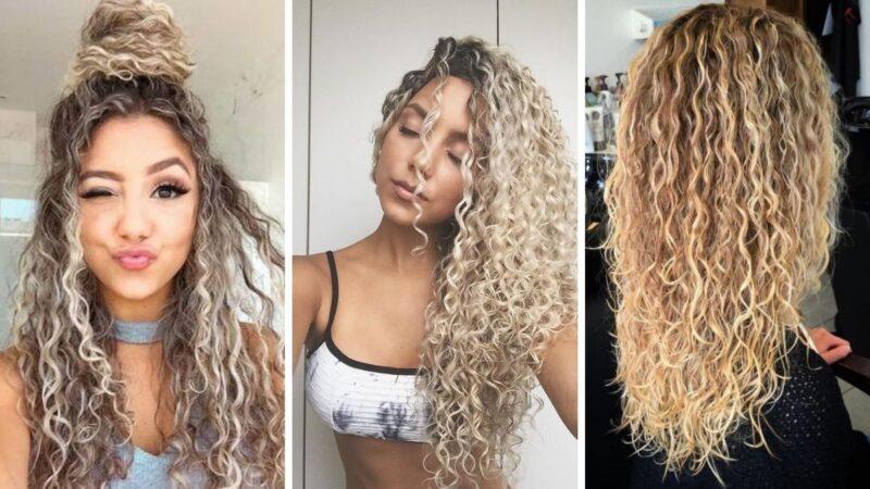 trwała na włosy, trwała, styling włosów, trwała ondulacja