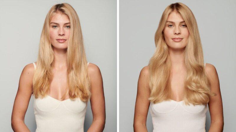 jak dbać o delikatne włosy blond