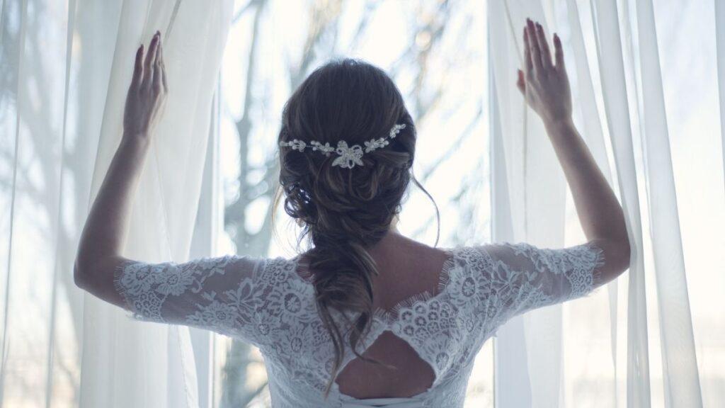jak zregenerować włosy przed ślubem, jak wzmocnić włosy przed ślubem
