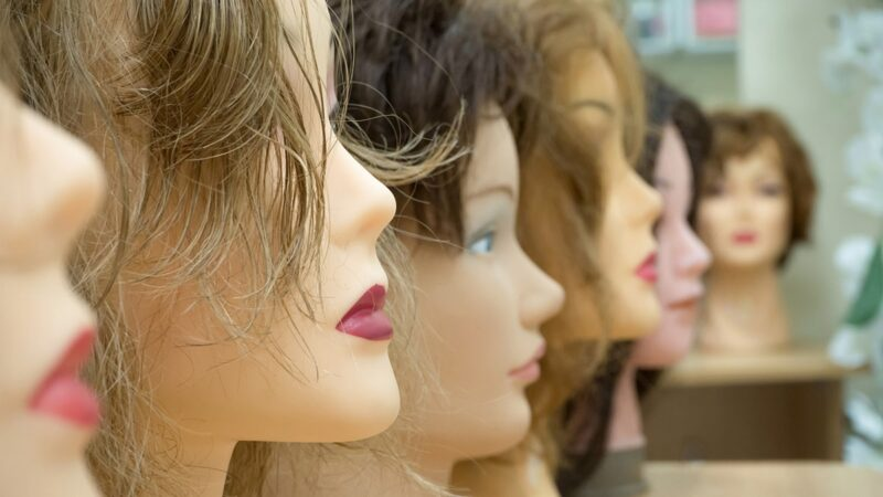 jaką główkę fryzjerską wybrać, jaką kupić główkę fryzjerską, rodzaje główek fryzjerskich