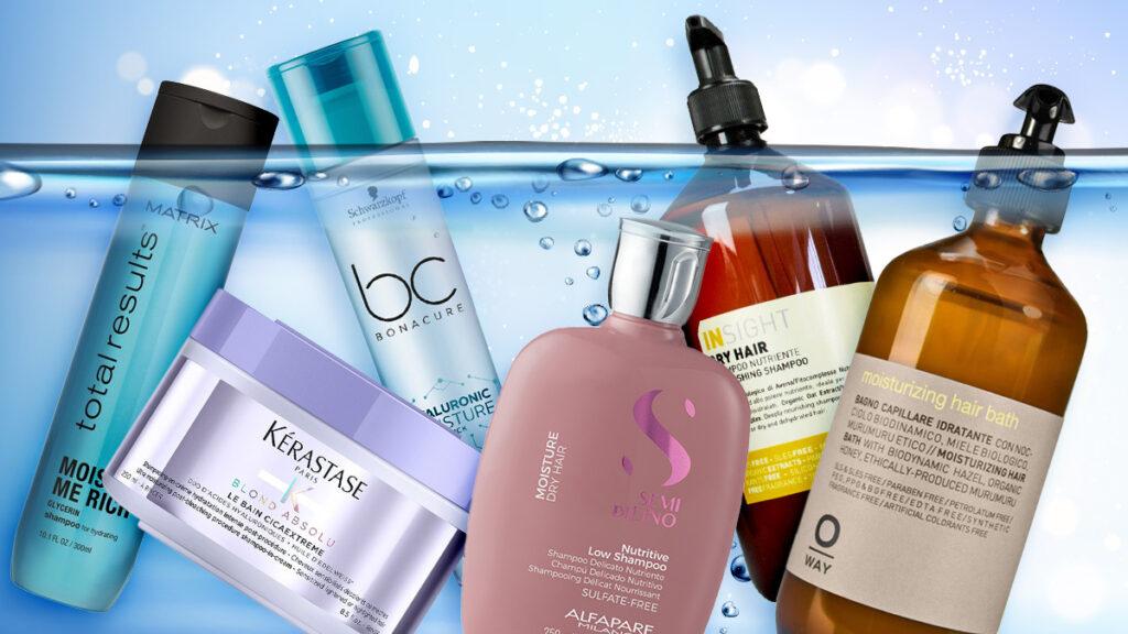 ranking szamponów nawilżających, szampony nawilżające opinie, najlepsze szampony nawilżające, szampony nawilżające top 10