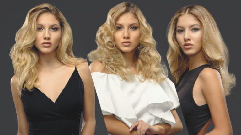 jak kręcić włosy, jak zrobić fale na włosach, modne fryzury na wiosnę, modne fryzury 2021