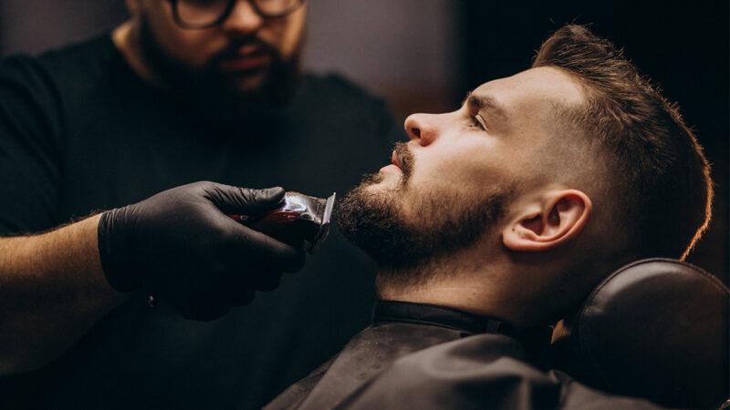 jak poprawnie strzyc brodę, jak przystrzyc brodę