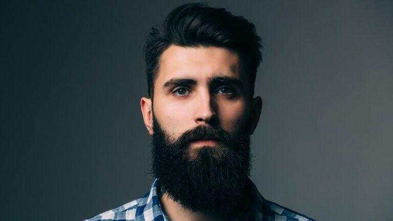 techniki strzyżenia brody, jak strzyc brodę