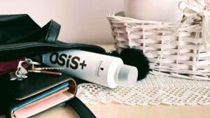 recenzja suchego szamponu osis, test suchego szamponu osis
