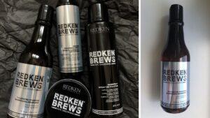 test kosmetyków redken brews, recenzja kosmetyków redken brews