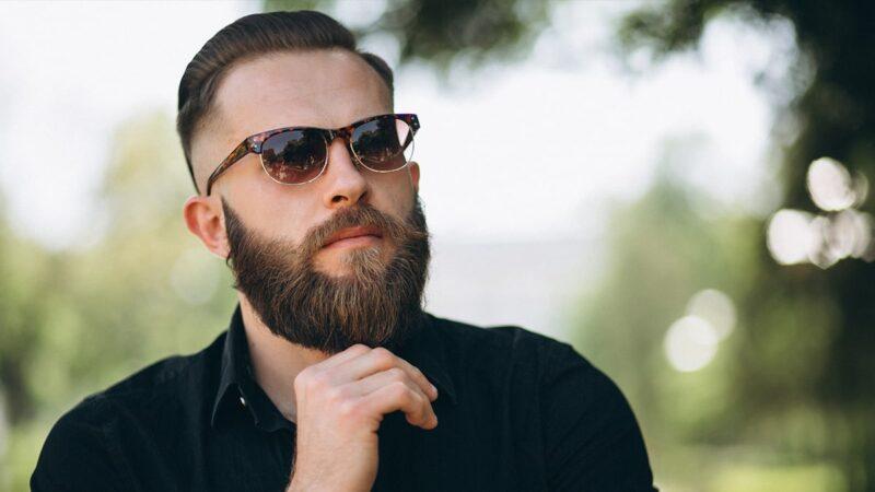 strzyżenie brody krok po kroku