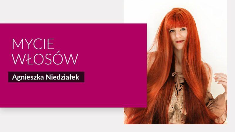 Okiem eksperta: mycie włosów. Odpowiada Agnieszka Niedziałek