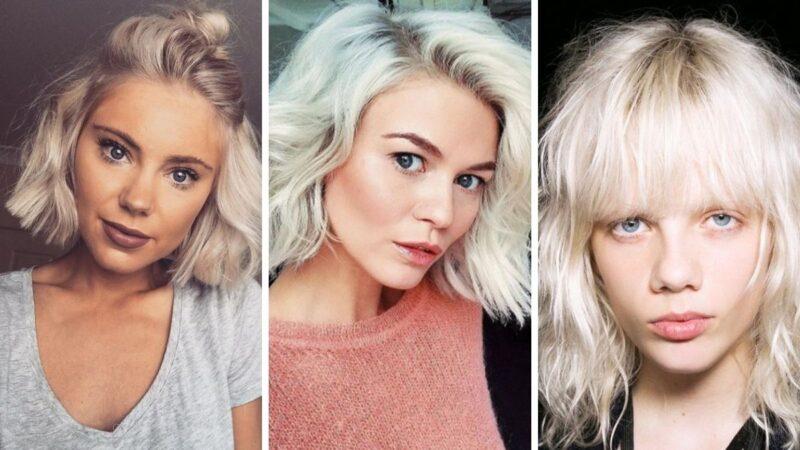 jasny blond, atomic blonde