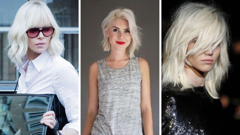 blond włosy, atomic blonde