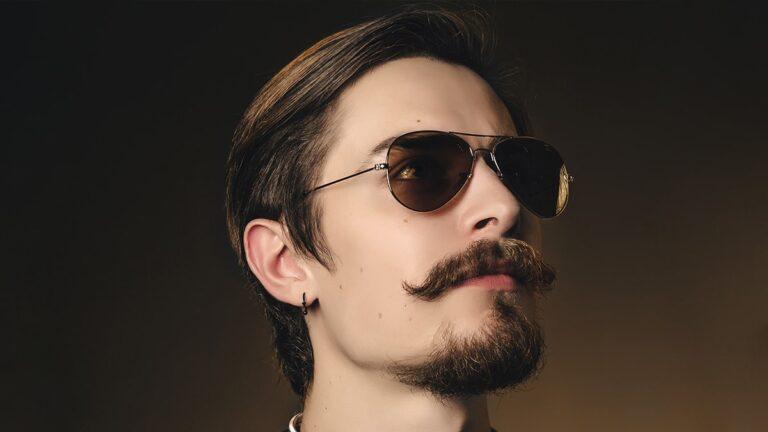 stylizacja wąsów