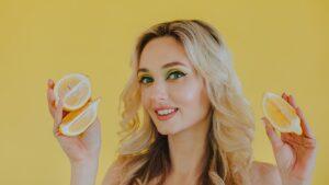 cytryna na włosy efekty