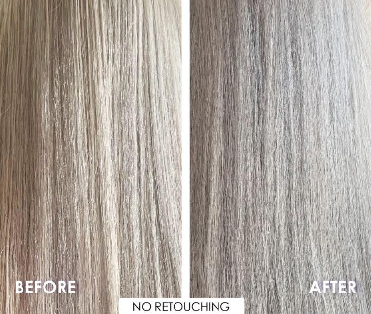 olaplex no. 4p bond maintenance efekty na włosach