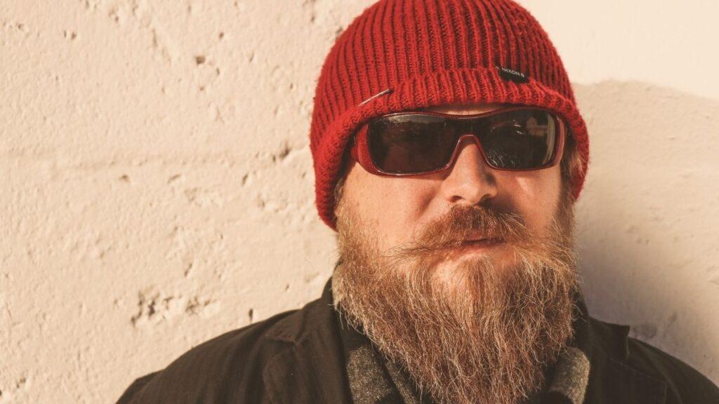 brodaty mężczyzna, mężczyzna z brodą