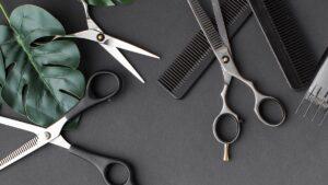 rodzaje nożyczek fryzjerskich