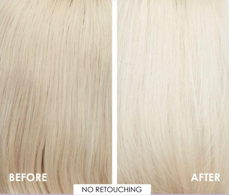 olaplex no. 4p bond maintenancce efekty na włosach