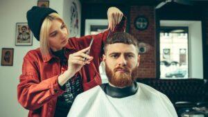 barber, praca barbera