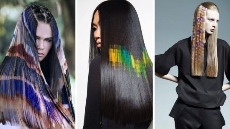 kolorowe wzory