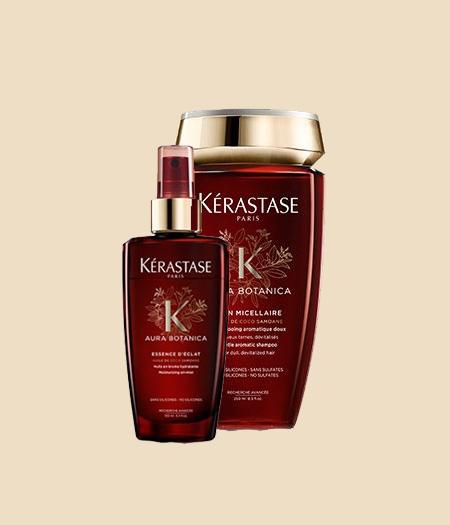 Kerastase Aura Botanica szampon odżywka