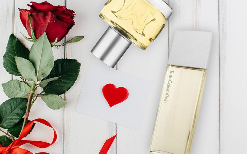 Prezenty na Walentynki dla Niej - perfumy