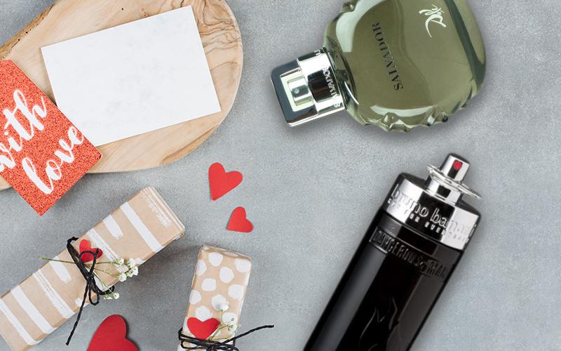 Prezenty na Walentynki dla Niego - perfumy męskie