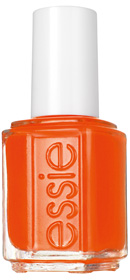 Essie 786 ORANGE, IT'S OBVIOUS!