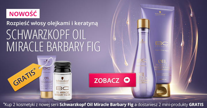 Schwarzkopf Oil Miracle Barbary Fig