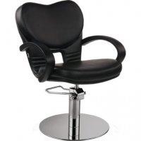 Fotel fryzjerski Ayala Clio - dostępny w 48h