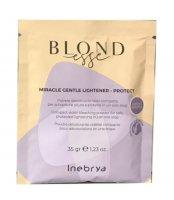Inebrya Blondesse Gentle, fioletowy proszek rozjaśniający, 1szt x 35g