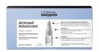 Loreal Aminexil Advanced, kuracja przeciw wypadaniu włosów, 10x6ml