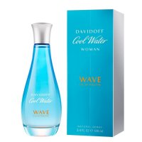 Davidoff Cool Water Wave, woda toaletowa, 100ml (W)