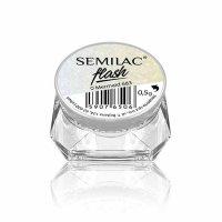 Semilac, SemiFLASH, pyłek do paznokci, 683 Mermaid, 0,5g