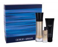 Giorgio Armani Code Absolu, zestaw: edp 110 ml + Edp 15 ml + Żel pod prysznic 75 ml (M)