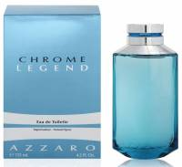 Azzaro Chrome Legend, woda toaletowa, 125ml (M)