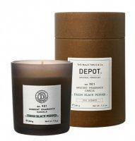 Depot No. 901, świeca zapachowa, Fresh Black Pepper, 200ml