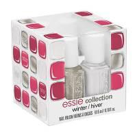 Essie, zestaw lakierów do paznokci, kolekcja Zima 2014, 4x5ml