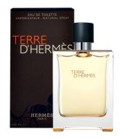Hermes Terre d´Hermes, woda toaletowa, 50ml, Tester (M)