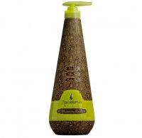 Macadamia Classic, Moisturizing Rinse, nawilżająca odżywka z olejkami, 1000ml