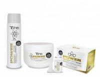 Tahe Power Gold Pack, zestaw odżywczy po zabiegu prostowania włosów