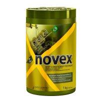 Novex Olive Oil, maska nawilżająco-wzmacniająca, 210g