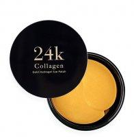 Skin79 Gold Hydrogel, kolagenowe płatki pod oczy, 90g/60 sztuk