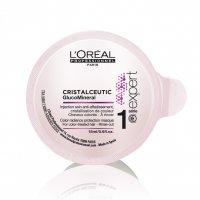 Loreal Cristalceutic, krok 1 z 3, maseczka chroniąca kolor włosów farbowanych, 15ml