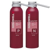 Goldwell TrendLine Texturizer N/P, pianka do trwałej stylizacji, włosy naturalne/porowate
