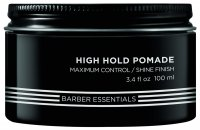 Redken Brews High Hold Pomade, pomada tuszująca siwiznę, 100ml