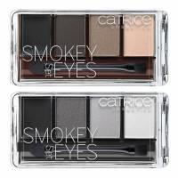 Catrice Smokey Eyes, paletka cieni, 7,45g