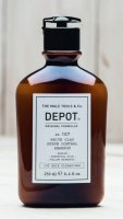Depot No. 107, szampon normalizujący wydzielanie sebum, 250ml