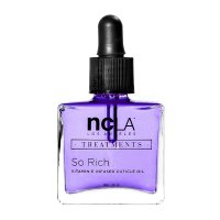 NCLA So Rich, Rose Petals, olejek zmiękczający skórki, 15ml