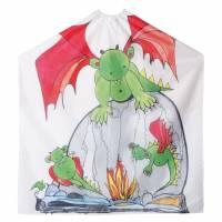 Efalock Fire Dragon, peleryna dla dzieci, smoki