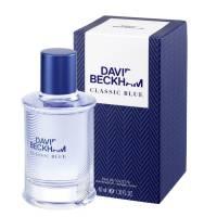 David Beckham Classic Blue, woda toaletowa, 40ml (M)